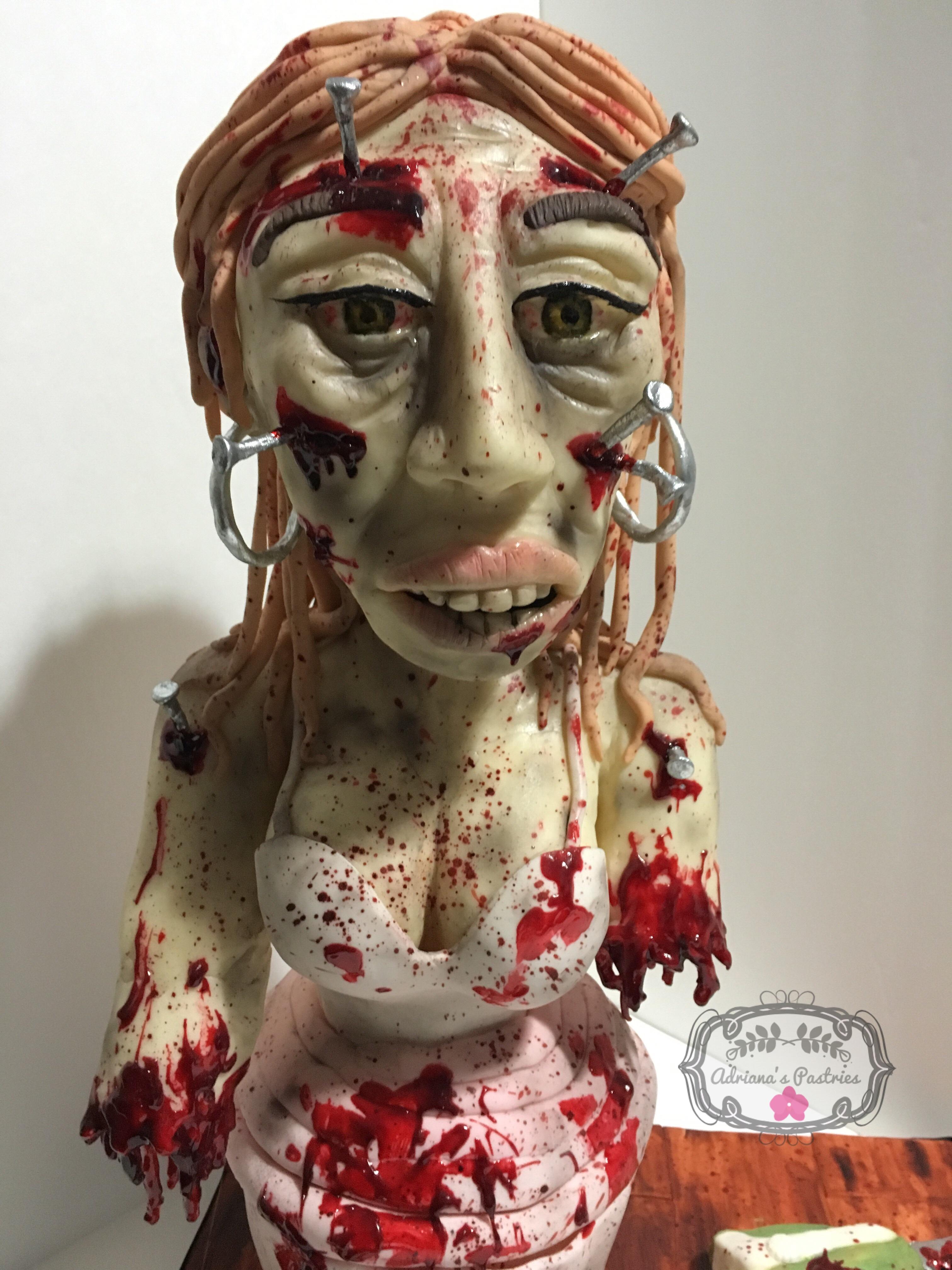 Adriana Vela - Theme: Evil Dead