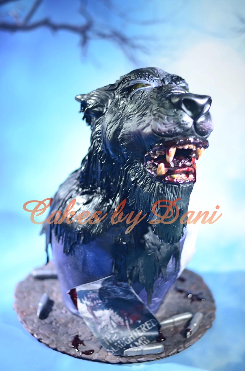 Dani McClain - Theme: An American Werewolf in London