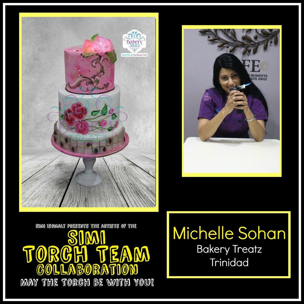 Simi Torch Team - Michelle Sohan