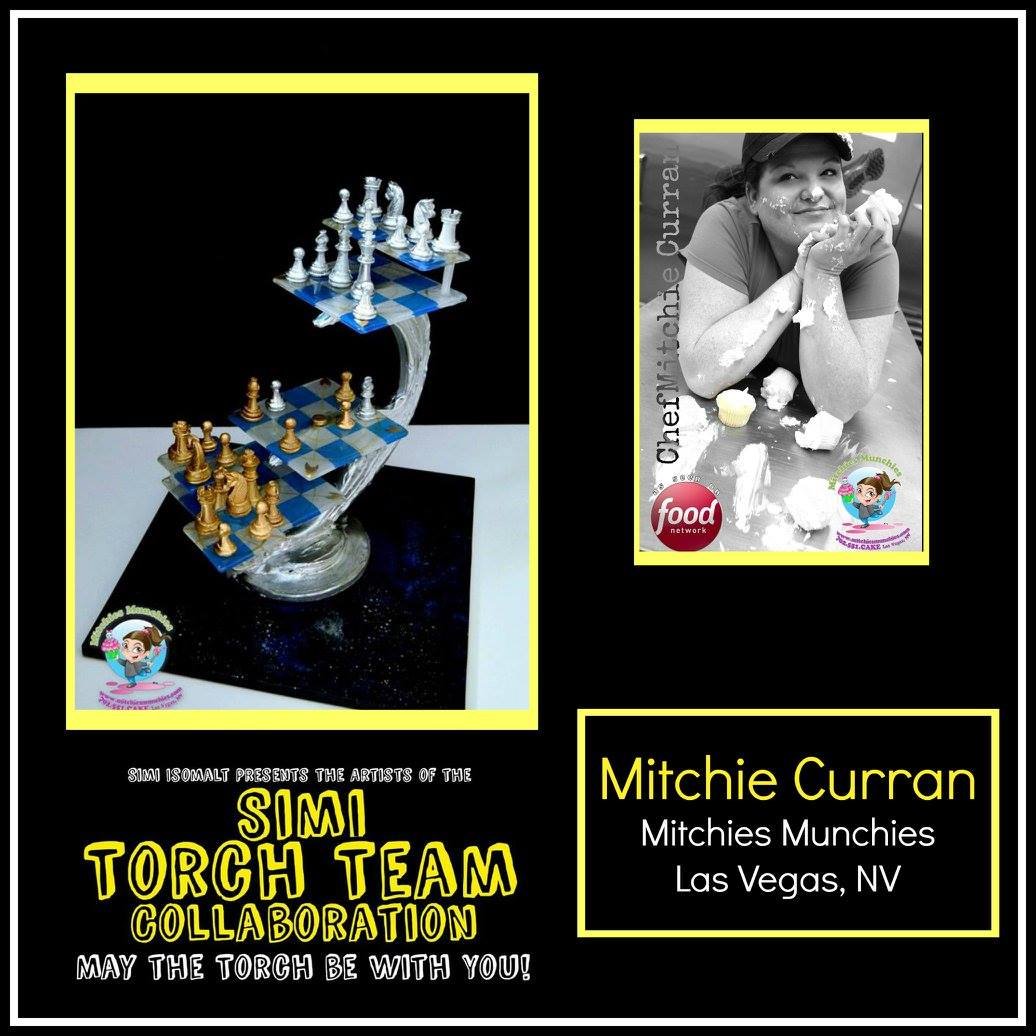 Simi Torch Team - Mitchie Curran