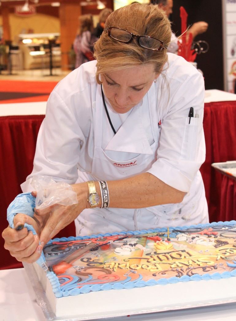 IDDBA Seeks Cake Decorating Contestants