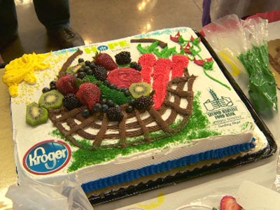 Cake Decorating Contest Kicks Off 'Bringing Hope To The Table'