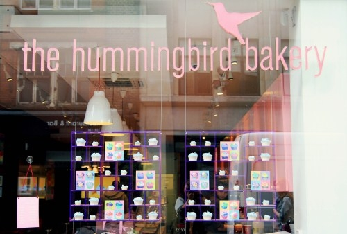 The Famous Hummingbird Bakery, London: A Short & Sweet Visit