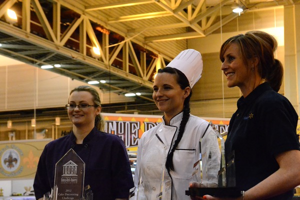 IDDBA 2012: Cake Decorating Challenge