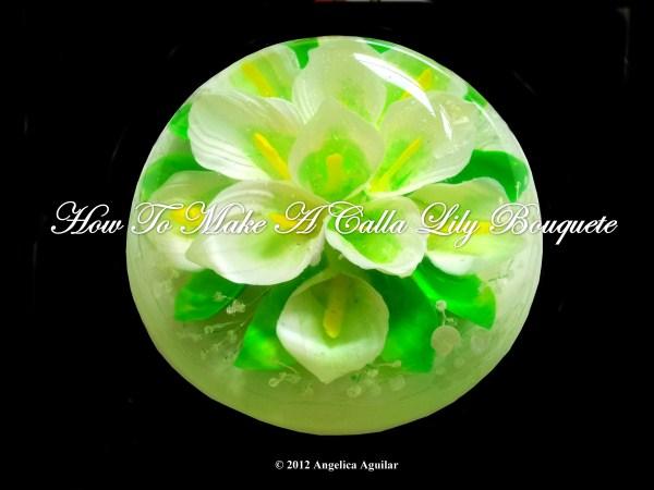 How ro make a calla lily bouqute intro 600 x 450