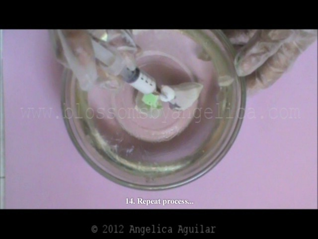 how to make calla lilies 14