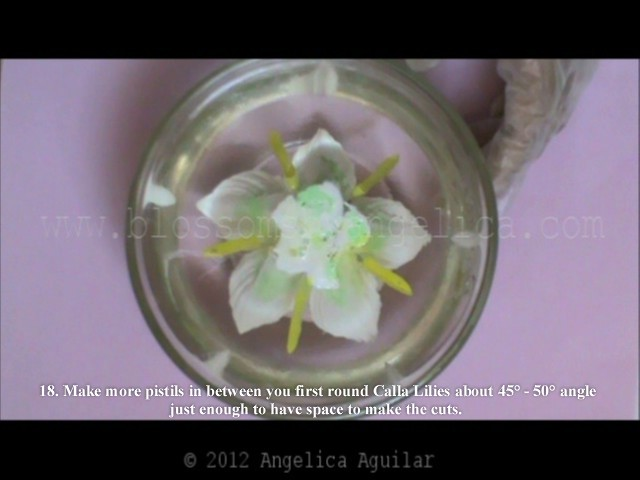 how to make calla lilies 18