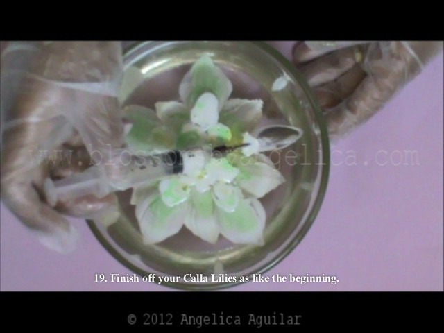 how to make calla lilies 19