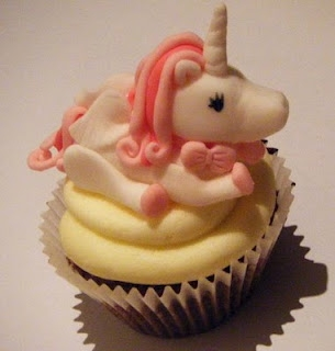 Unicorn Cake & Cupcake Topper Video Tutorial