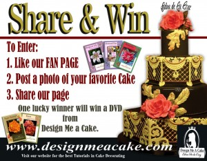 Share & Win from Edna of Des