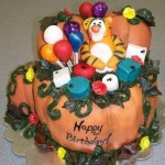 An October Tigger Birthday