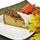 Pumpkin cheesecake, this I just might have to try this one, looks quite yummy.