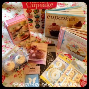Sweet Giveaway from Candy Cakeor