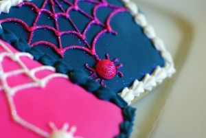 When Spiders Go a Little Preppy...