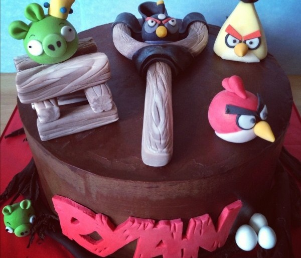 Edible Art of the Day Winner for Tuesday November 27, 2012 is Jasmine Griffin
