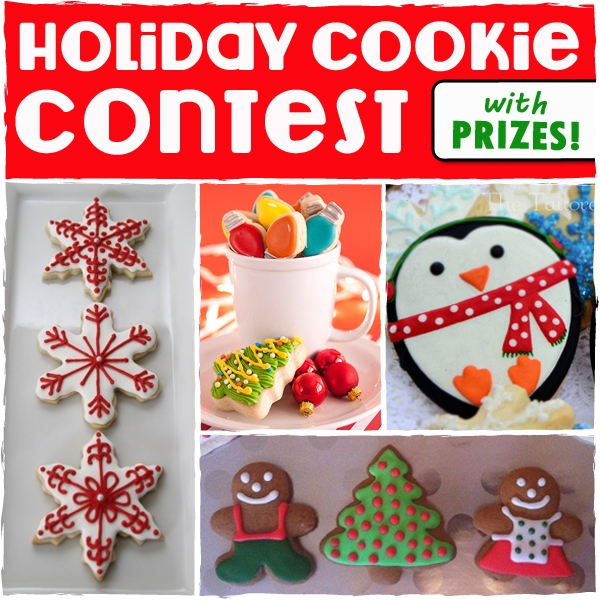 Holiday Cookie Contest
