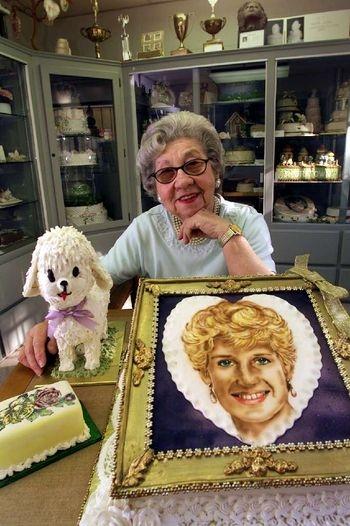 Cake Lady's museum