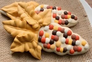 Indian Corn Cookies