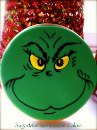 Who doesnt love the Grinch - SugarMommas Custom Cakes, Cupcakes, Cookies