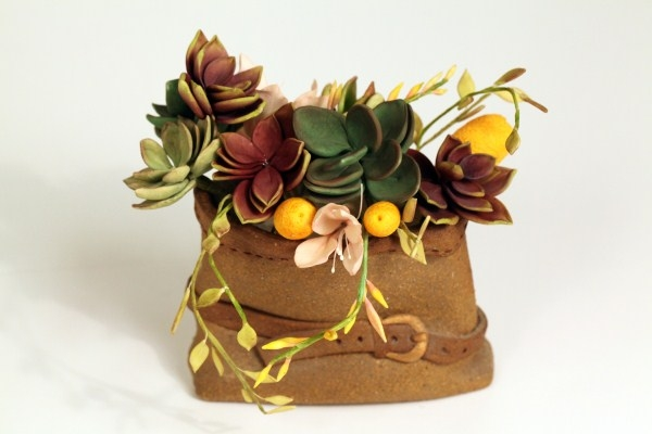Edible Art of the Day Winner for Sunday December 23, 2012 is Shaile Socher