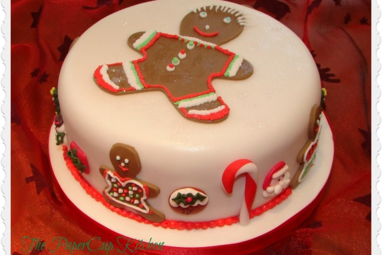 Gingerbread Man Christmas