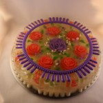 My Gelatin Art – PURPLE AND RED FOR  red hat sisters