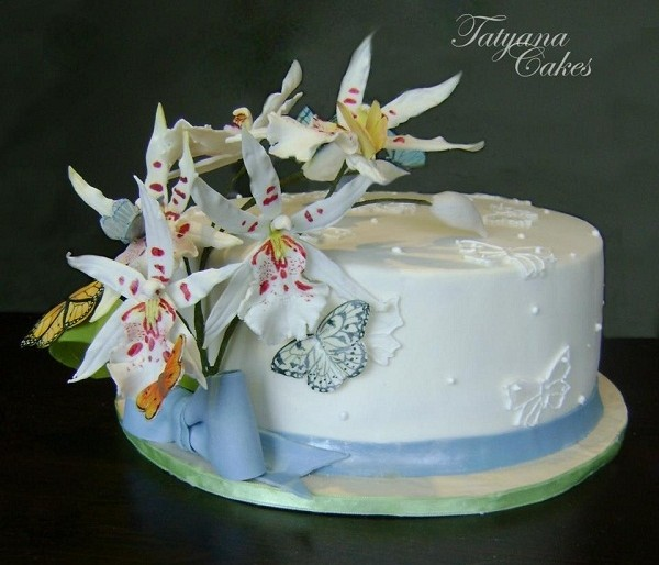 Edible Art of the Day Winner for Tuesday February 12 is Tatyana Cakes