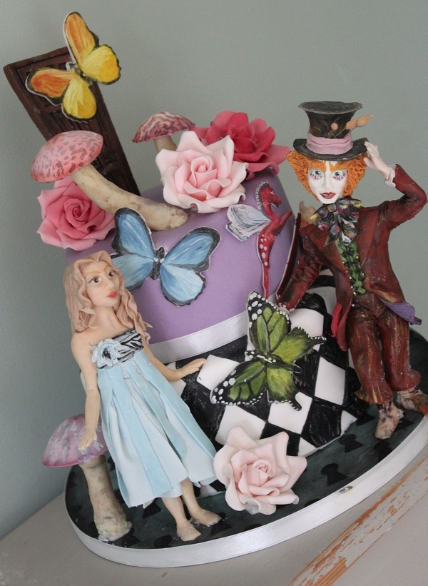 Edible Art of the Day Winner for Saturday February 16 is Laura Miller