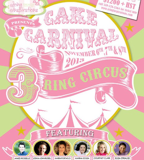The Carnival Is Coming To Town!