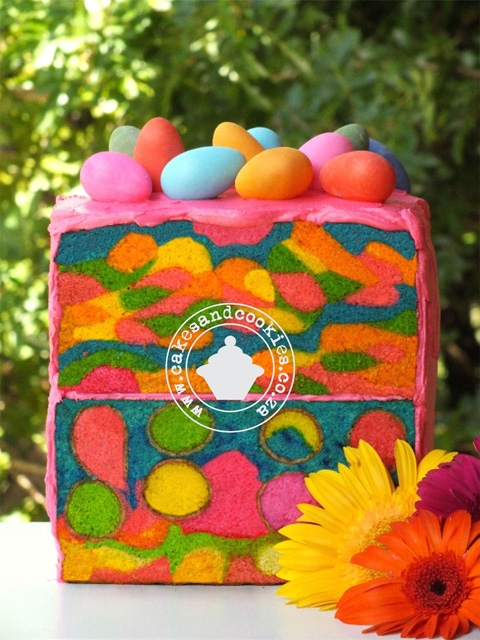 Edible Art of the Day Winner for Sunday March 31 is Terry Cohen
