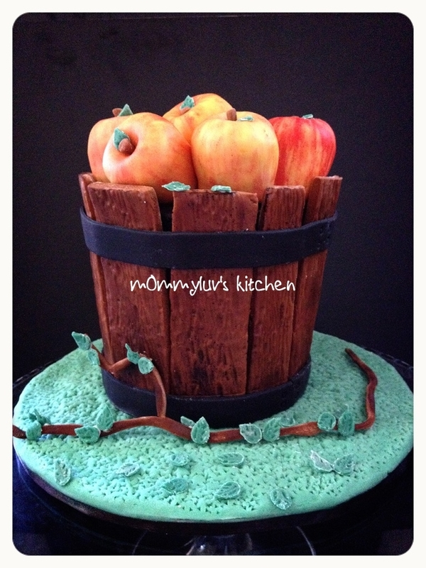 Edible Art of the Day Winner for Friday March 22 is Libay Jamir