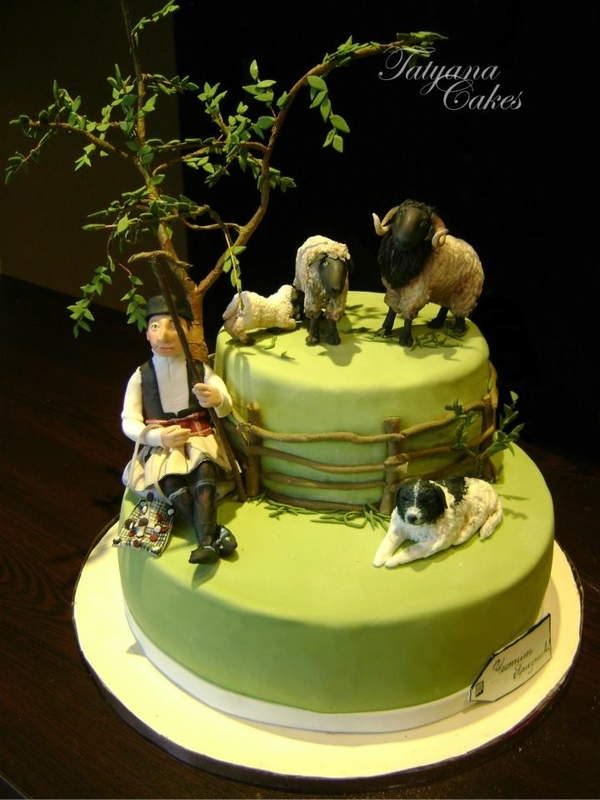 Edible Art of the Day Winner for Tuesday March 12  is Tatyana Angelova