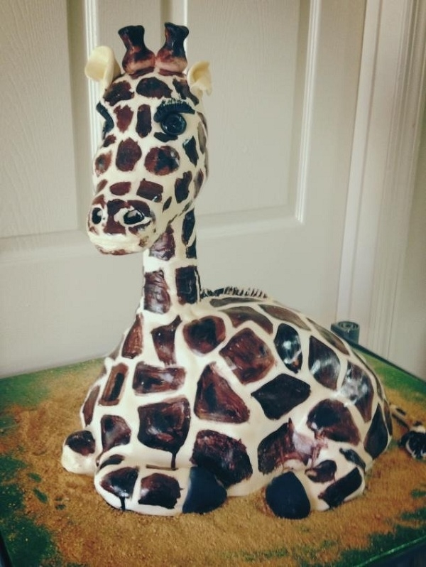 Edible Art of the Day Winner for Thursday April 25 is LaurieCinelli