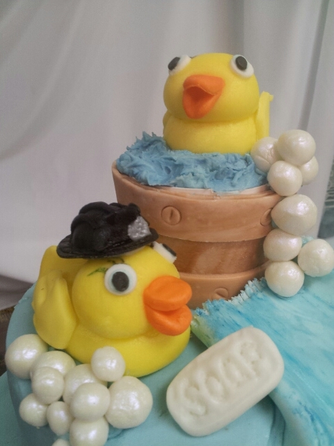 Edible Art of the Day Winner for Tueday April 16 is Deborah Wright