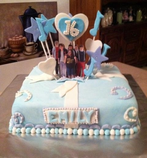 Another One Direction Cake