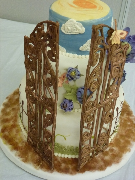 Edible Art of the Day Winner for Thursday May 02 is Roseann Atkins