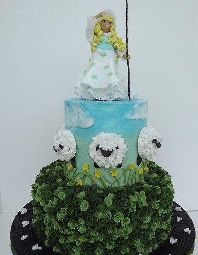 Edible Art of the Day Winner for Tuesday, June 25 Cynthia Lorow