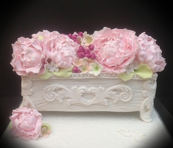 Edible Art of the Day Winner for Tuesday, August 20 Anneke De Villiers