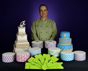 cake decorating molds
