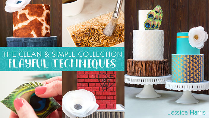 Playful Techniques Online Class (Craftsy) with Jessica Harris
