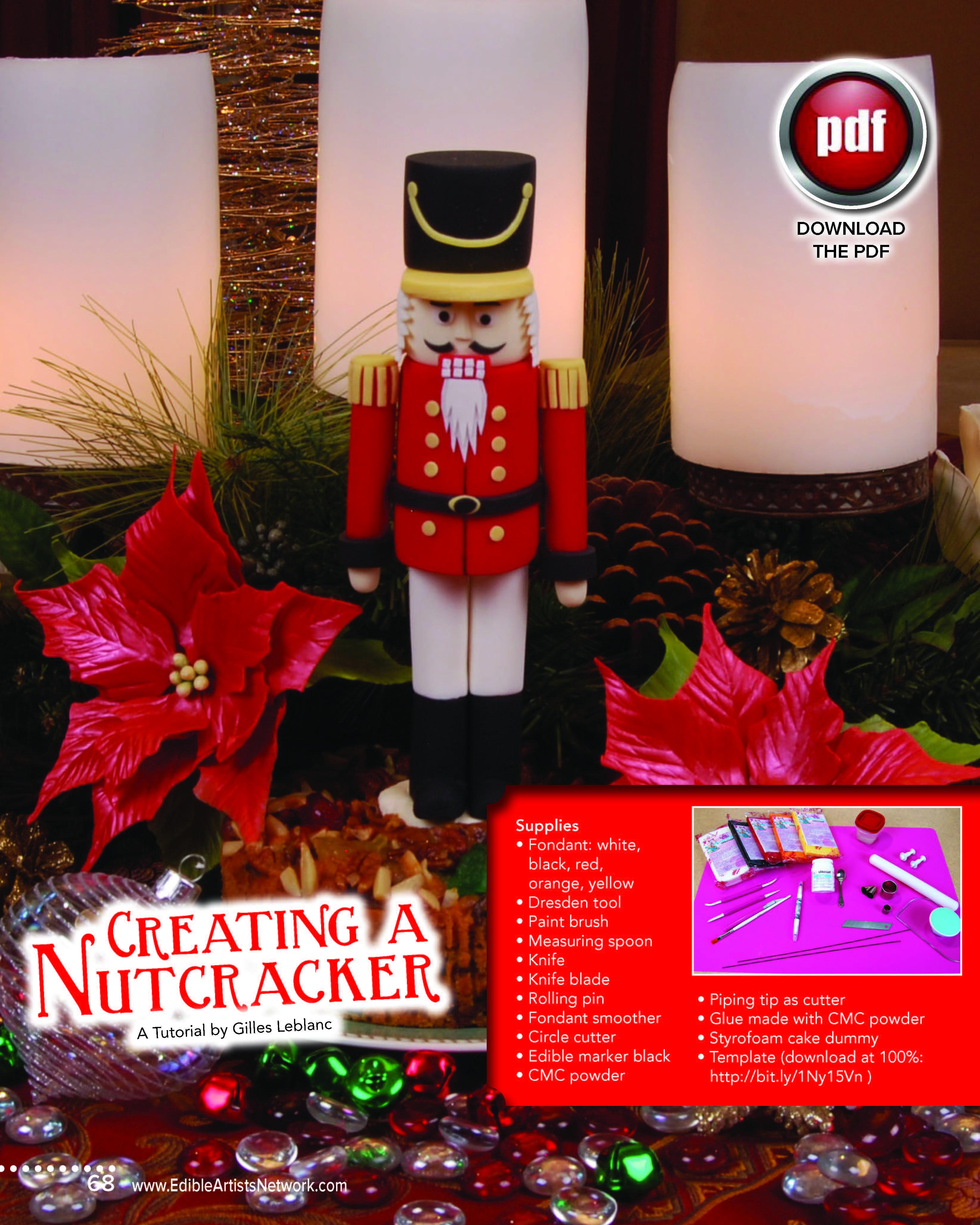 Gingerbread Santa Tutorial