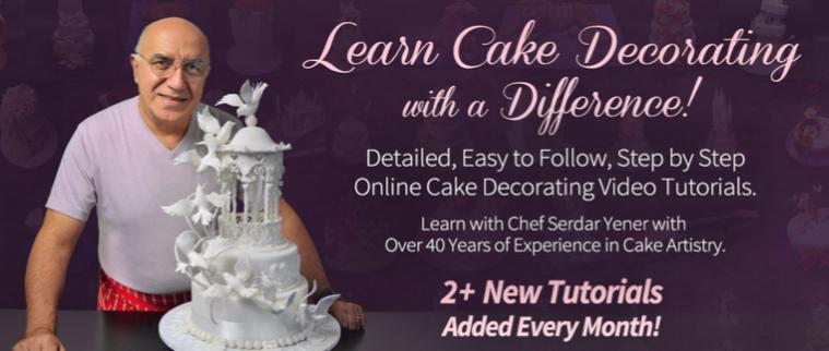 Yeners Way Online School – Cake Decorating Classes