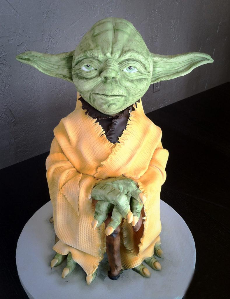 yoda from lauren