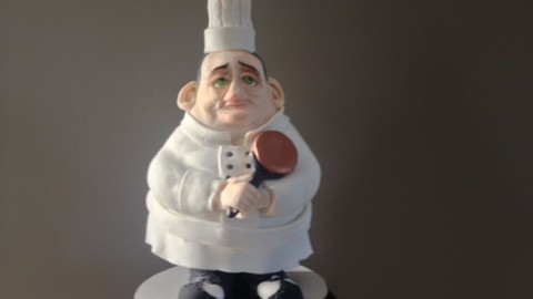 How To Make Cake – Take Cake Decorating To a New Level With a Sculpted 3D Cake