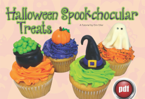 Halloween Spooktacular Treats