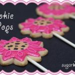 Cookie Cake Pops – How To Make Cake Pops Cookies