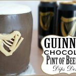 Guinness Chocolate Pint of Beer Cake | Cake Decorating Ideas