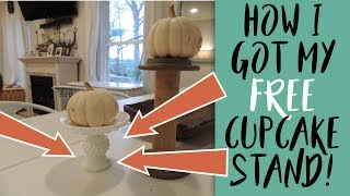Dia and Co UNBOXING PLUS How I got a FREE farmhouse cupcake stand!!!