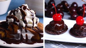 Loco for the Cocoa! 5 Clever Desserts Using Hot Chocolate Mix!   Easy Dessert Ideas by So Yummy