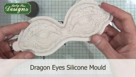 Dragon Eyes Mould For Crafts